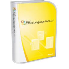Office Multi-Language Pack 2007